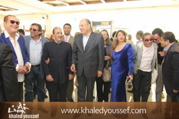 فؤاد-وفتحى-عبدالوهاب-وصبري-فواز-ومحمود-عبدالعزيز-وخالد-يوسف