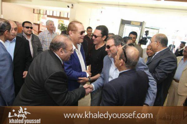 يوسف-وفتحى-عبدالوهاب-ومحمود-عبدالعزيز